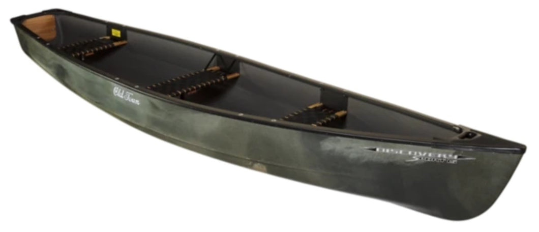 Old Town Discovery Sport 15 Canoe Square Back Canoe - Cedar Creek Outdoor Center
