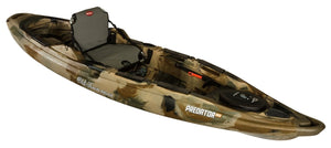 Old Town Predator MX Open Deck Fishing Kayak - Cedar Creek Outdoor Center