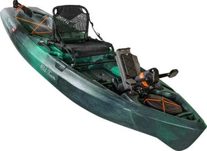 Old Town Topwater 106 PDL Advanced Standing Fishing Kayak - Cedar Creek Outdoor Center