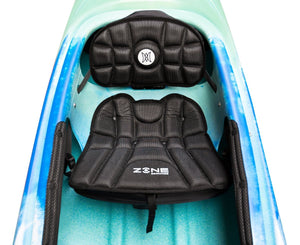 Perception JoyRide 12 Lifestyle-inspired Recreational Kayak ( Closeout Colors Available ) - Cedar Creek Outdoor Center