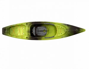 Perception Sound 10.5 Kayak - Cedar Creek Outdoor Center