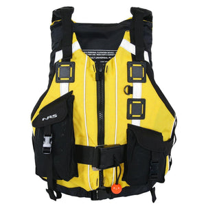 NRS Rapid Rescuer PFD Life Jacket - US Coast Guard Approved Rescue Life Jacket - Cedar Creek Outdoor Center