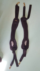 Pro-Form Leg Straps (Branded) - Whitewater Leg Straps - KP43 - Cedar Creek Outdoor Center