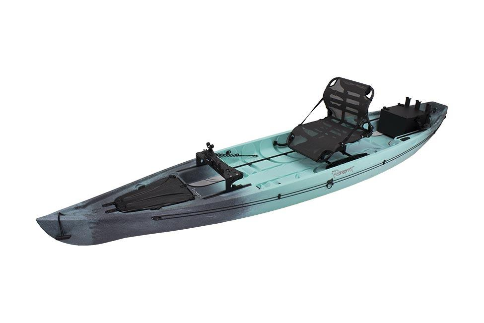 Pursuit Essential Angler Packag (Kayak not included)- 2015 - Cedar Creek Outdoor Center