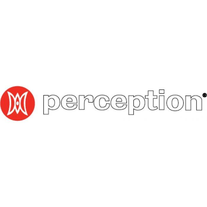 Sticker - Perception Full Logo - Cedar Creek Outdoor Center