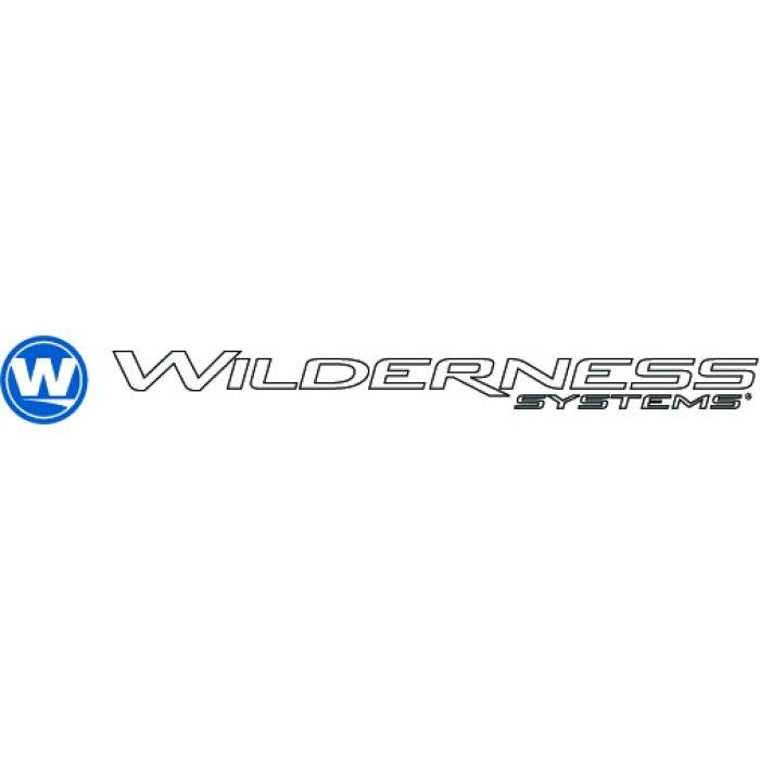 Sticker - Wilderness Full Logo - Cedar Creek Outdoor Center