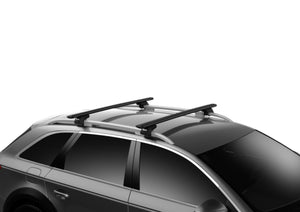 Thule Evo Raised Rail Mount for Vehicles with Siderails - Cedar Creek Outdoor Center