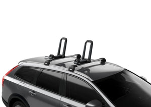 Thule Hull-A-Port Aero Deluxe J-Style Kayak Rack - Cedar Creek Outdoor Center