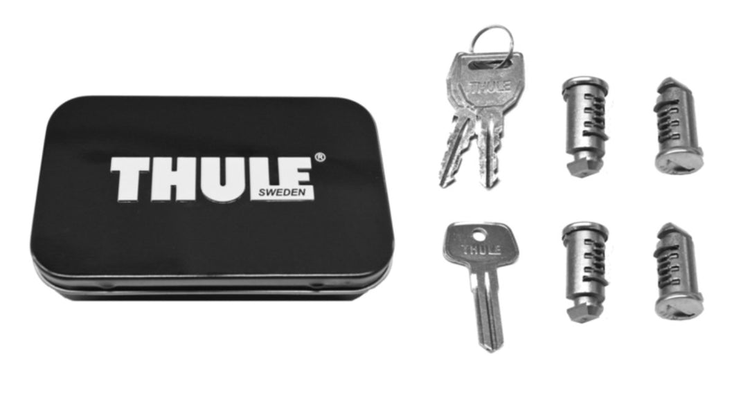Thule One-Key System Locks for Thule - Cedar Creek Outdoor Center