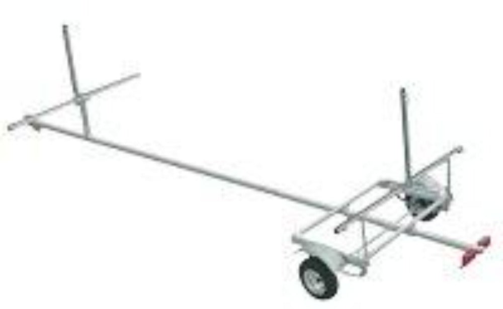 Trailex - Canoe/Kayak Trailer - SUT-350-M2 - Cedar Creek Outdoor Center
