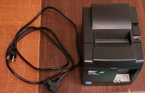 ***USED*** Star Micronics Receipt USB Printer TSP143IIU TSP100II Thermal Eco Future Print - Cedar Creek Outdoor Center