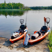 Wilderness Systems  A.T.A.K. 140 Stand and Fish Kayak - Cedar Creek Outdoor Center