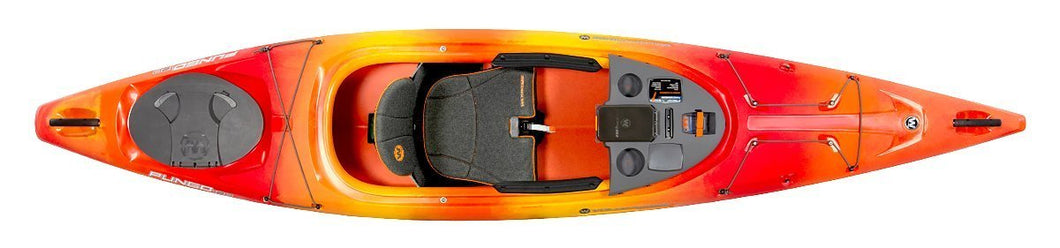 Wilderness Systems Pungo 120 High Performance Recreational Kayak - Cedar Creek Outdoor Center