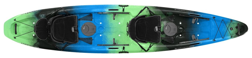 Wilderness Systems Tarpon 135T Premium Tandem Kayak for two - Cedar Creek Outdoor Center