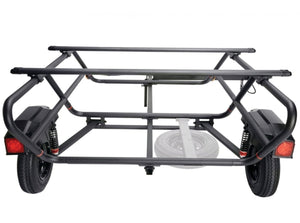 Yakima- EasyRider Trailer 8008129 (Heavy Duty Kayak/Bike/Tent Trailer) - Cedar Creek Outdoor Center