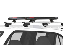 YAKIMA FatCat EVO 6 Premium Ski & Snowboard Mount, Rides Quietly, Fits Most Roof Racks - Cedar Creek Outdoor Center