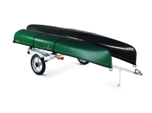 Yakima - Rack and Roll 78 Trailer Ultra Premium Bike, Kayak, Cargo or Canoe Trailer - Cedar Creek Outdoor Center