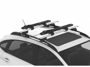 YAKIMA - SUPDawg Rooftop Mounted Stand Up Paddleboard Rack for Vehicles, Carries Up to 2 Boards - Cedar Creek Outdoor Center
