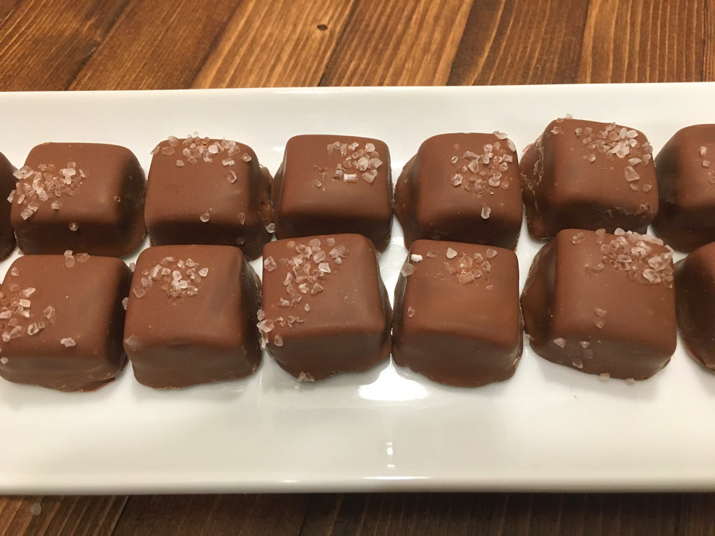 Salted Milk Chocolate Caramel