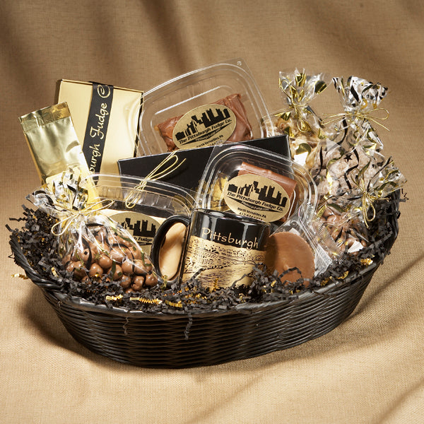 Large Pittsburgh Gift Basket