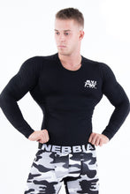Nebbia - AW Long Sleeve - Black - Ansicht