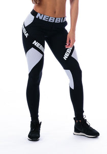 Nebbia - SUPPLEX Leggings - Black (214) - Vorderseite