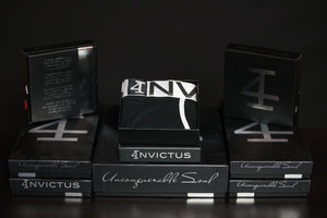 4Invictus - Anima Boxer – Black - Box