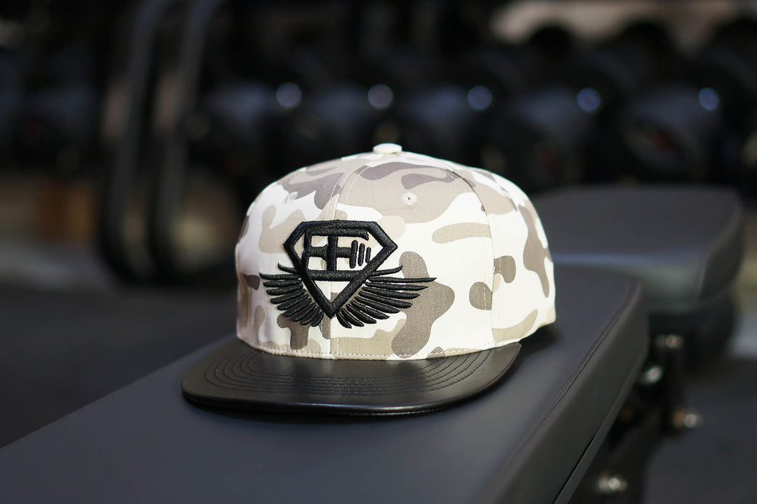 Body Engineers - BE Snapback Cap - Desert Storm