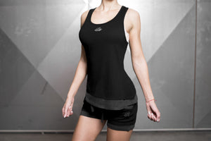 Body Engineers - AURORA Double Tank Prometheus – Black - Seitlich