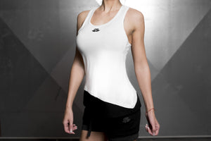 Body Engineers - AURORA Double Tank Prometheus – White - Seitlich