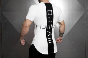Body Engineers - HUMAN DREAM Shirt – White - Rückseite