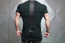 Body Engineers - NOX Lifestyle Shirt - Black on Black - Rückseite