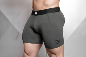 Body Engineers - Prometheus Boxer – Army Green - Seitlich