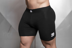 Body Engineers - Prometheus Boxer – Black - Seitlich
