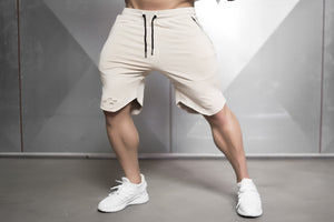 Body Engineers - SVGE Prometheus Shorts - Sand - Vorderseite