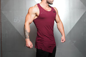 Body Engineers - SVGE Prometheus Stringer 2.0 – Bordeaux Red - Seitlich