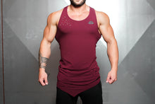 Body Engineers - SVGE Prometheus Stringer 2.0 – Bordeaux Red - Vorderseite