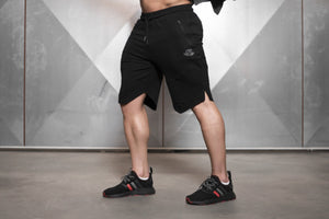 Body Engineers - SVGE Prometheus Shorts - Black Out - Seitlich
