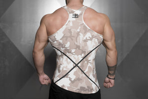 Body Engineers - XA1 Prometheus Stringer 2.0 – Sand Camo - Rückseite