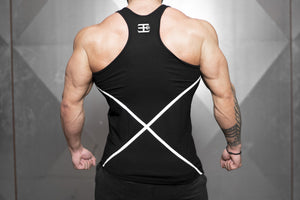 Body Engineers - XA1 Prometheus Stringer 3.0 – Black Out - Rückseite