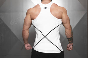 Body Engineers - XA1 Prometheus Stringer 3.0 – White Out - Rückseite