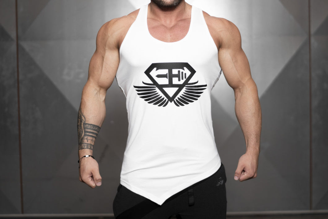 Body Engineers - XA1 Prometheus Stringer 3.0 – White Out - Vorderseite