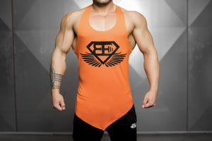 Body Engineers - XA1 Prometheus Stringer – Dutch Orange - Vorderseite