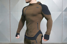 Body Engineers - X NEO Vest - Army Green - Seitlich