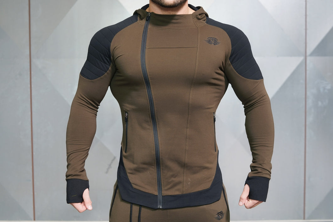 Body Engineers - X NEO Vest - Army Green - Vorderseite