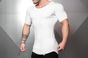 Body Engineers - Neri Prometheus Shirt – White Out - Seitlich