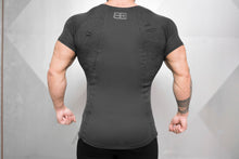 Body Engineers - SVGE FENRIR Prometheus Shirt – Anthra - Rückseite