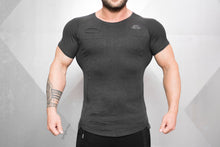 Body Engineers - SVGE FENRIR Prometheus Shirt – Anthra - Vorderseite