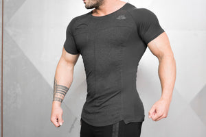 Body Engineers - SVGE FENRIR Prometheus Shirt – Anthra - Seitlich