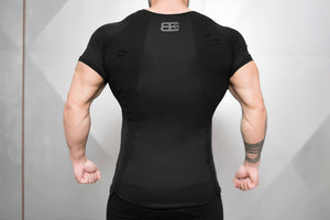 Body Engineers - SVGE FENRIR Prometheus Shirt – Black - Rückseite